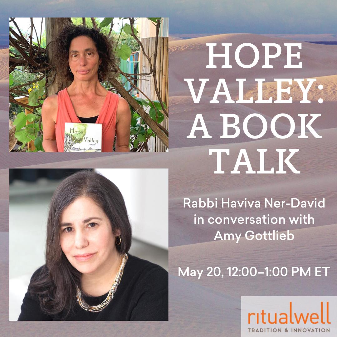 Haviva Book Club Ritual Well